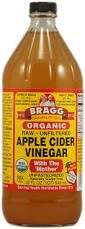 Bragg Apple Cider Vinegar Organic Raw -- 32 fl oz - Vitacost Check prices, vitacost isn't always the best deal. Vinegar Detox Drink, Apple Cider Vinegar Detox, Organic Apple Cider Vinegar, Apple Cider Vinegar Remedies, Unfiltered Apple Cider Vinegar, Braggs Vinegar, Raw Vinegar, White Vinegar, Home Remedies