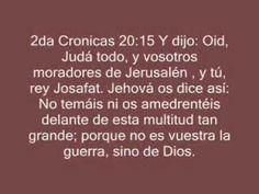 2 Cronicas 20:15