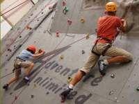 YMCA Climbing Wall