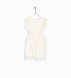 LACE FRILLY DRESS-View All-DRESSES AND JUMPSUITS-GIRL | 4-14 years-KIDS | ZARA United States