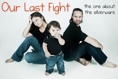 Our Last Fight: The one about the silverware