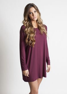 Original Long Sleeve Tunic