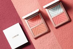 If you think applying blush is simple, think again. Beauty-lovers are crazy about the new Korean blush trend that is all about layering. Laneige, Contouring And Highlighting, K Beauty, Just Giving, Korean Beauty, Blush, How To Apply, Makeup, Beauty Products