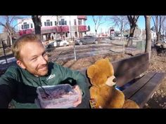 Day 4 - Lake Louise (Travel Teddy) - YouTube