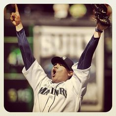 #Mariners #KingFelix #Perfecto