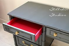 how to paint lacquered furniture. High Gloss Navy | DIY: Furniture Pinterest Gloss, And Coral How To Paint Lacquered I