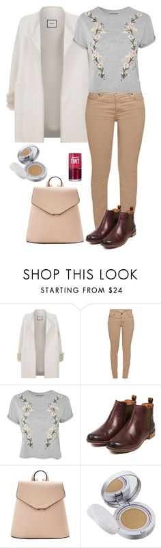 """Weekender #12"" by ella178 ❤ liked on Polyvore featuring Max & Moi, Barbour, Topshop, MANGO, Hera and peripera"