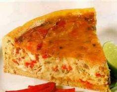 Mil recetas faciles: Sabrosa Tarta de Atún, huevo y pimientos para Semana Santa o cualquier momento
