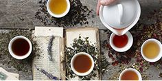 In my cup: Coconut White Tea | White Coconut Cream from the Art of Tea