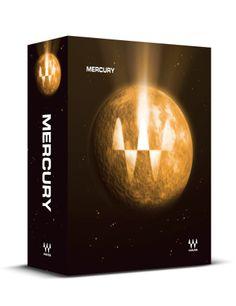 #Waves Audio Mercury Plugin Bundle Native