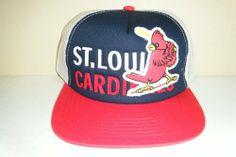 St. Louis Cardinals Vintage Snapback Hat Authentic Cap by American Needle. $15.99
