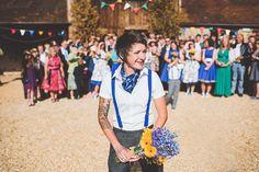 Photos from Zoe & Carrie's alternative Fifties barn wedding at Stockbridge Farm Barn, Dorset Farm Barn, Dawn, Photo Ideas, Wedding Photos, Lisa, Wedding Photography, Fashion, Marriage Pictures, Wedding Shot