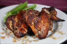 Spicy Caribbean Chicken wings