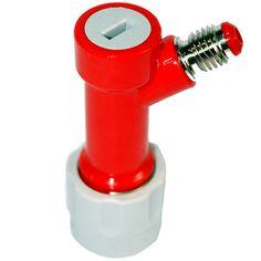 Cabezal Gas CMB 'Pin-lock' | Install Beer