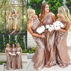 I found some amazing stuff, open it to learn more! Don't wait:https://m.dhgate.com/product/one-shoulder-long-sequin-bridesmaid-dresses/395817308.html