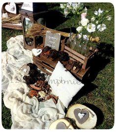 ΣΤΟΛΙΣΜΟΣ ΓΑΜΟΥ ΣΕ ΚΤΗΜΑ ΜΕ ΣΤΑΧΥΑ ΚΑΙ ΞΥΛΟ - ΚΤΗΜΑ ΓΚΟΥΝΤΑ - ΚΩΔ:GD-1342 Firewood, Texture, Crafts, Surface Finish, Woodburning, Manualidades, Handmade Crafts, Craft, Arts And Crafts