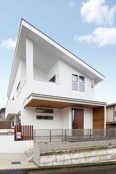 YOKOHAMA -直線美の家- 横浜(神奈川)の注文住宅ならタツミプランニング