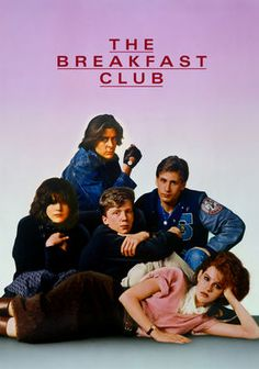 The Breakfast Club. Truly one of the best movies from my childhood!
