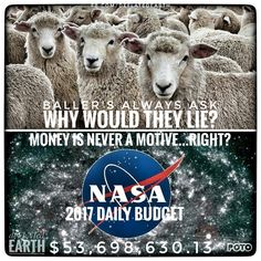Flat Earth - Why Would They Lie