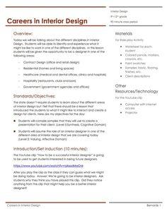 Careers in Interior Design Keystone Consortium Family