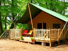 Toms Eco Lodge, Glamping on the Isle of Wight. This would be great