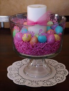 Decoration Table Happy Easter Recent Photos The Commons Getty Collection Galleries World Map App . Hoppy Easter, Easter Eggs, Easter Bunny, Diy Osterschmuck, Fun Diy, Easter Table Decorations, Easter Centerpiece, Centerpiece Ideas, Spring Decorations