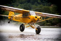 Sit Back and Enjoy Our 99 Best Photos of the Week - Suburban Men Stol Aircraft, Kit Planes, Piper Aircraft, Light Sport Aircraft, Bush Pilot, Bush Plane, Private Plane, Vintage Airplanes, Aviation Art