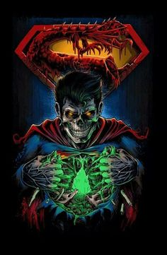 Zombie Superman