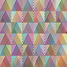 Pattern on the tile-VI. Try Angles by Kent Williams Tile Mural Kitchen Bathroom Wall Backsplash Behind Stove Range Sink Splashback Ceramic, Matte, Multi Kent Williams, Tile Murals, Splashback, Bathroom Wall, Backsplash, Angles, Contemporary Art, Sink, Quilts