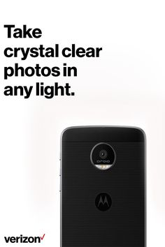 Introducing the Moto Z Force Droid. Its advanced 21 MP camera features optical image stabilization and laser autofocus to capture true-to-life photos in low light. And the front-facing 5 MP wide-angle lens camera, with extra front flash, provides near-perfect selfies. Get yours today.