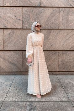 Modest Wear, Modest Dresses, Modest Outfits, Modest Clothing, Modesty Fashion, Muslim Fashion, Fashion Outfits, Modest Fashion Hijab, Hijab Wedding