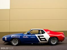 1971 AMC Javelin Trans-Am Race Car Images | Pictures and Videos
