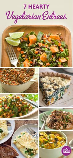 Looking for #vegetarian recipes? We've got LOTS! After page loads select vegetarian from the special diet category