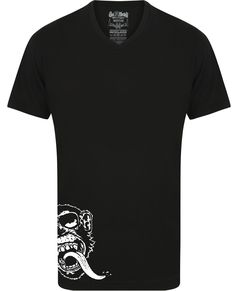 The Shades V Neck T Shirt Is A Firm Favourite Of Richard Rawlings