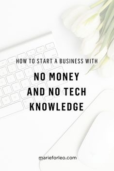 Learn how to start a business with no money or tech knowledge. #MarieForleo #MarketingIdeas #Marketing #BusinessAdvice #FreeBusinessAdvice #SmallBusinessIdeas #Entrepreneurs #CreativeEntrepreneur #OnlineBusiness #Video