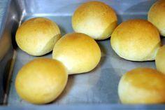 Pão de batata- sem leite, sem ovo, sem soja e sem gluten - #eggfree #dairyfree #glutenfree