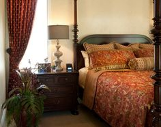 Bedroom Decorating Ideas Dark Wood Furniture 25 dark wood bedroom furniture decorating ideas | dark wood