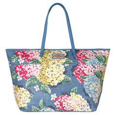 Hydrangea Large Trimmed Tote | Totes | CathKidston