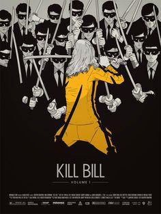 KILL BILL Volume 1 (2003) 追殺比爾