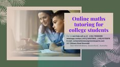 We have a team of highly learned and experienced tutors who are fond of accepting your challenging assignment and getting you out of it by helping you. Math Tutor, Online Tutoring, College Students, Mathematics, A Team, Learning, Math, Math Resources, Education