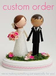 wedding cake toppers - Google Search