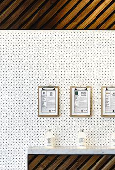 Greene Street Juice Co., Melbourne, VIC // Travis Walton Architecture