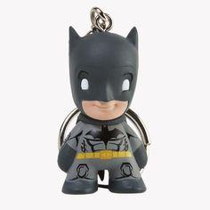 Chaveiro - Batman - GEEK Chaveiros, Universo Dc, Figuras De Ação, Urbano, 93b76d38a8