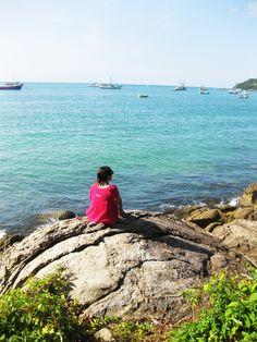 Bombinhas Beach- Florianópolis, BRAZIL