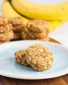 These Morning Glory Breakfast Cookies are a must-make!