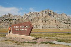 Badlands National Park, South Dakota (Photo by Karen Eakins)