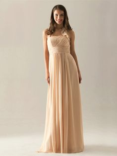 Lanting Bride® Floor-length Chiffon Bridesmaid Dress - A-line Halter Plus Size / Petite with Draping / Ruffles / Ruching / Pleats - USD $50.99 ! HOT Product! A hot product at an incredible low price is now on sale! Come check it out along with other items like this. Get great discounts, earn Rewards and much more each time you shop with us!