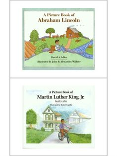 Abraham Lincoln / Martin Luther King Jr., audio books available for download with your Wake County Public Library card... these titles are also available in print at the LMES media center at B Lincoln/ B King and the public library at JB Lincoln/ JB King.