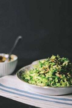 Ginger tamarind Brussels sprout | Ten Best Brussels Sprout Recipes | Camille Styles
