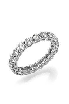 Tips for Buying Diamond Rings and Other Fine Diamond Jewelry Buy Diamond Ring, Eternity Ring Diamond, Diamond Jewelry, Eternity Rings, White Gold Wedding Rings, Diamond Wedding Rings, Wedding Bands, Real Gold Jewelry, Jewelry Sites